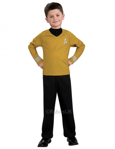 Déguisement Captain Kirk Star Trek™ enfant