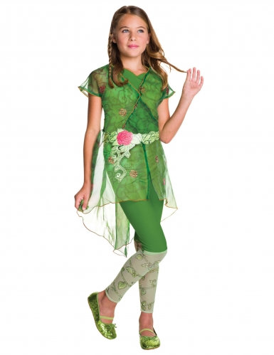 Déguisement deluxe Poison Ivy DC Super Hero Girls™ fille