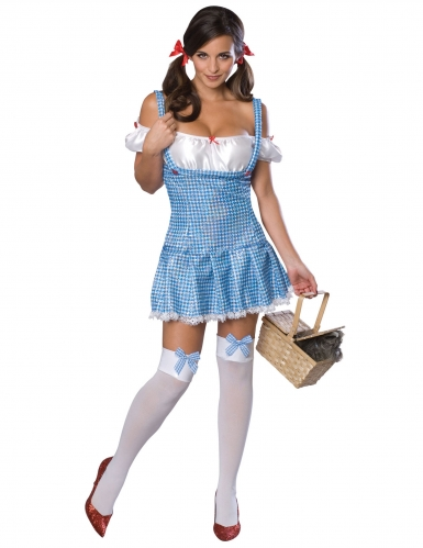 Déguisement sexy Dorothy Le magicien d'Oz™ femme