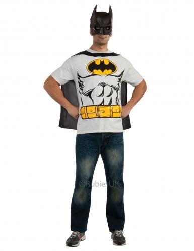 T-shirt et masque Batman™ adulte