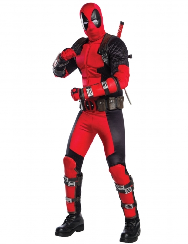 Déguisement grand heritage Deadpool™ adulte