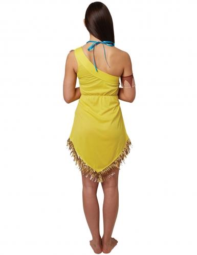 Déguisement classique Pocahontas™ femme-2