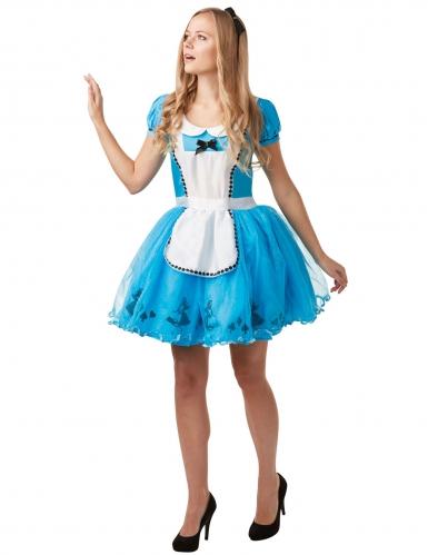 Déguisement Alice au pays des merveilles™ femme