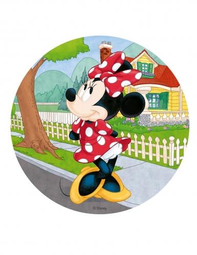 Disque en azyme Minnie™ 20 cm