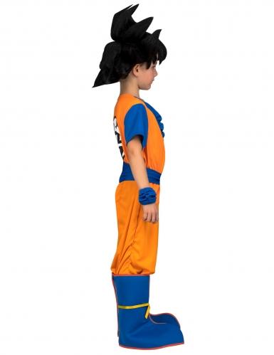 Coffret déguisement avec perruque Goku Dragon Ball™ enfant-1