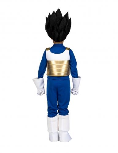 Coffret déguisement avec perruque Vegeta Dragon Ball™ enfant-2