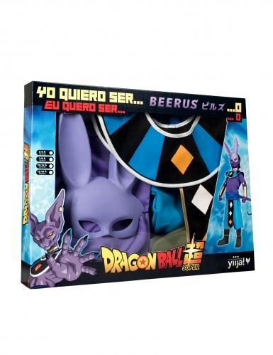 Coffret déguisement avec masque Beerus Dragon Ball™ enfant-3