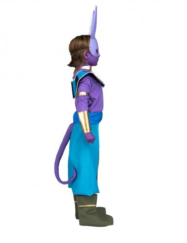 Coffret déguisement avec masque Beerus Dragon Ball™ enfant-1