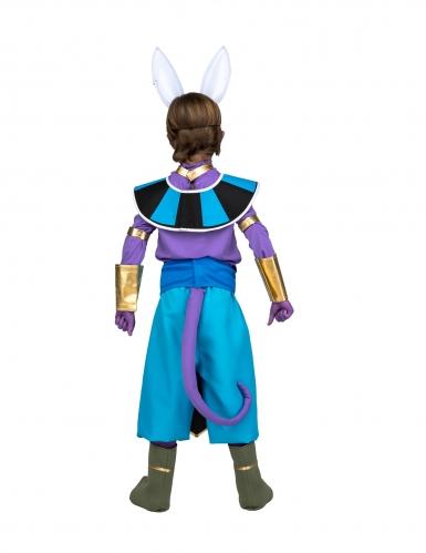 Coffret déguisement avec masque Beerus Dragon Ball™ enfant-2