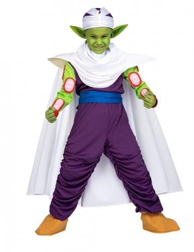 Coffret déguisement Piccolo Dragon Ball™ enfant avec maquillage