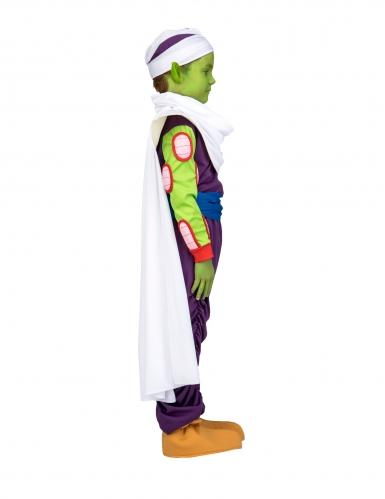 Coffret déguisement Piccolo Dragon Ball™ enfant avec maquillage-1
