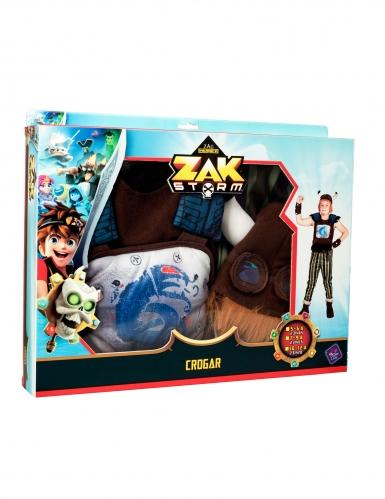 Coffret déguisement Crogar Zak Storm™ enfant-1