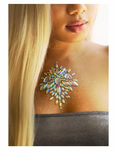 Bijoux pour corps adhésifs motifs céleste adulte-1