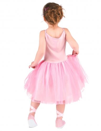 Déguisement danseuse étoile rose fille-2
