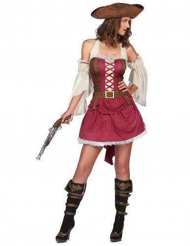 Déguisement pirate bordeaux sexy femme-1