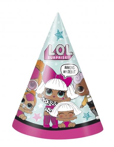 8 Chapeaux de fêtes LOL Surprise™