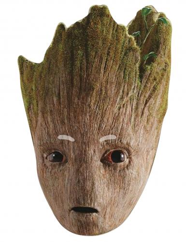 Masque en carton Groot Avengers Infinity War™ adulte