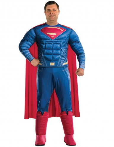 Déguisement Superman Justice League™ adulte grande taille