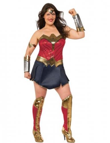 Déguisement Woman grande Justice League™ taille femme deluxe Wonder BdoreCx