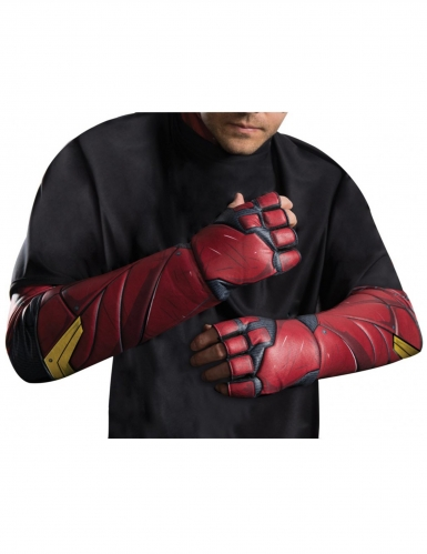 Gants Flash Justice League™ adulte