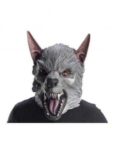 Masque en latex deluxe Ralph Rampage™ adulte