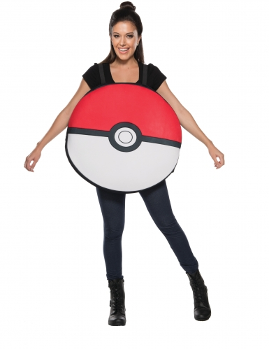 Déguisement Pokéball™ adulte