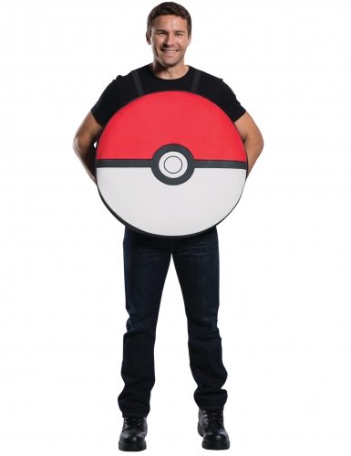 Déguisement Pokéball™ adulte-1
