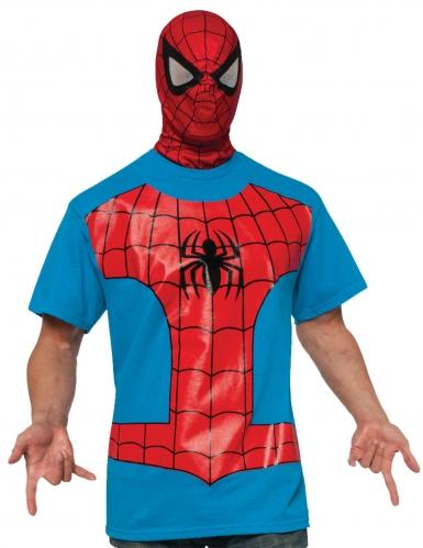 T-shirt avec cagoule Spiderman™ adulte