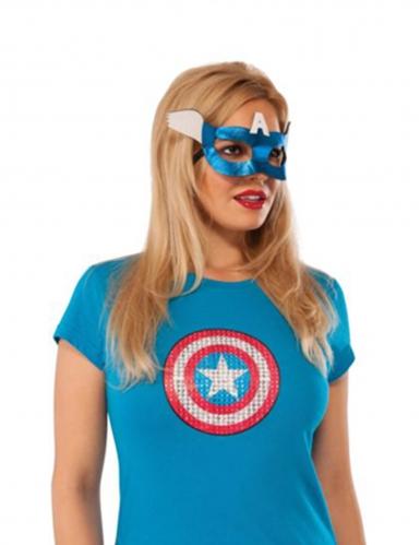 Loup Captain America™ femme