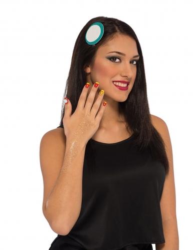 Kit maquillage Iron man™ femme