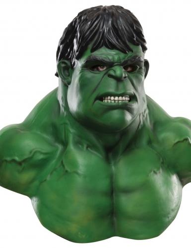 Masque en latex signature series Hulk™ adulte