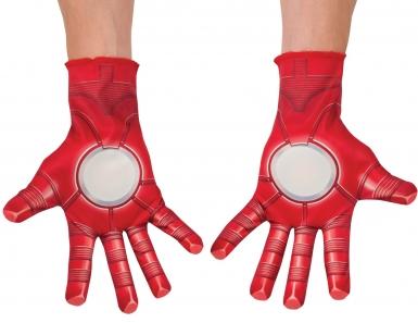 Gants rouges Iron man™ adulte