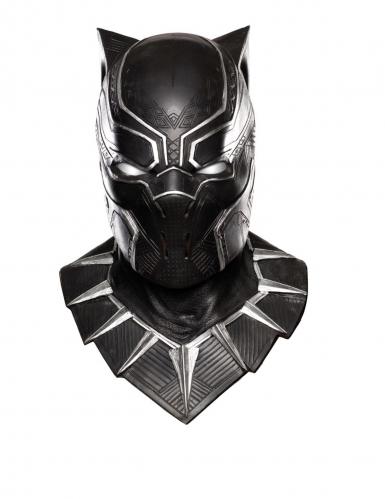 Masque en latex deluxe Black Panther Captain America Civil War™ adulte