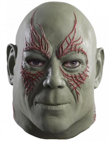Masque en latex deluxe Drax le destructeur Les Gardiens de la Galaxie 2™ adulte