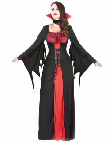 Pack déguisement vampire sanglante femme-1
