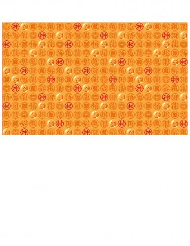 Nappe en papier Dragon Ball Z™ 120 x 180 cm