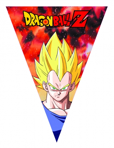 Guirlande fanions Dragon Ball Z™ 360 cm-1