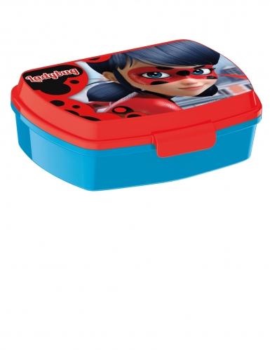 Boîte à gouter en plastique Ladybug™16,5 X 13 cm