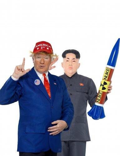 Déguisement de couple président et dictateur
