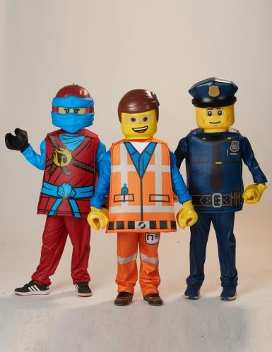 Déguisement luxe Emmet La grande aventure Lego 2™-2