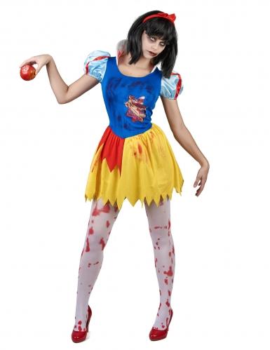 Pack déguisement princesse empoisonnée Halloween-1