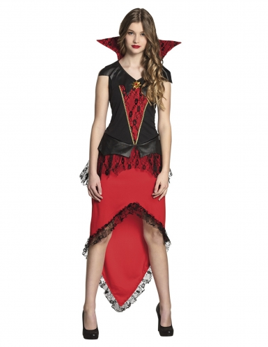 Déguisement comtesse vampire adolescente