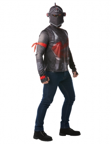 T-shirt et casque Black Knight Fortnite™ adulte