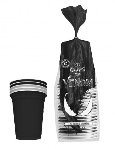 20 Gobelets Américains Original Cup Venom™ 53 cl-1