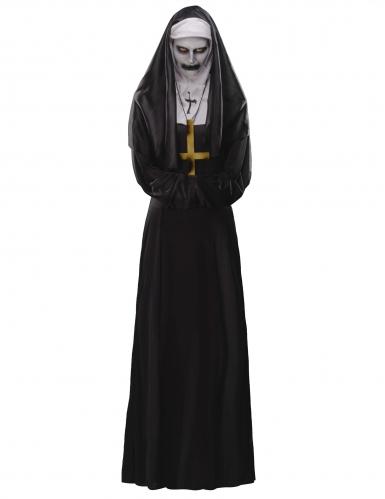Pack déguisement nonne démoniaque femme-1