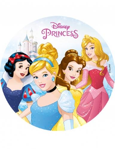 Disque en azyme Disney Princesses™ 18,5 cm