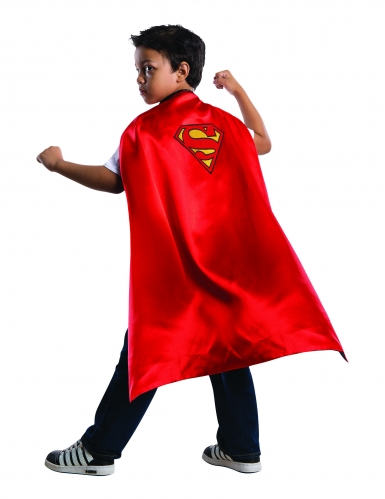 Cape rouge Superman™ enfant-1
