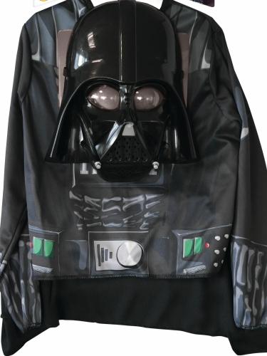 T-shirt avec cape et masque Dark Vador™ enfant-2