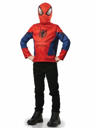 T-shirt avec cagoule Spiderman™ enfant-1