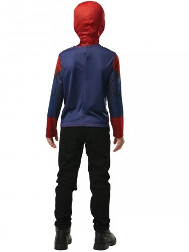 T-shirt avec cagoule Spiderman™ enfant-2